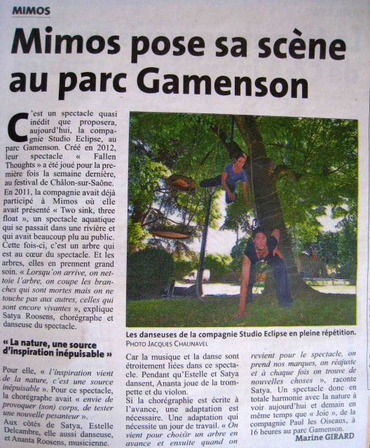 Dordogne Libre Périgueux 1er août 2013